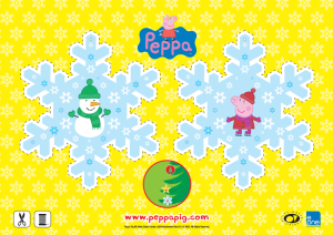 Peppa Big doevel kerstboom